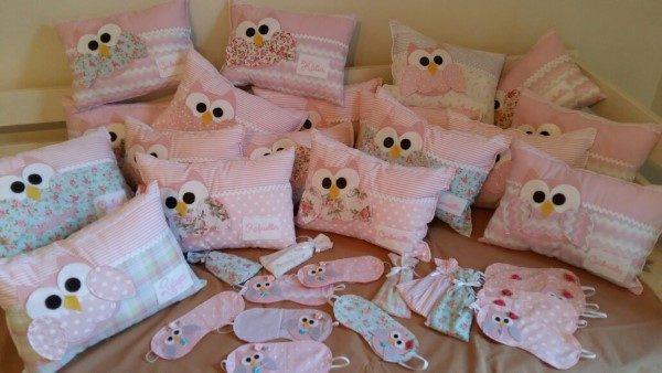 Girls Pajama Party Souvenir