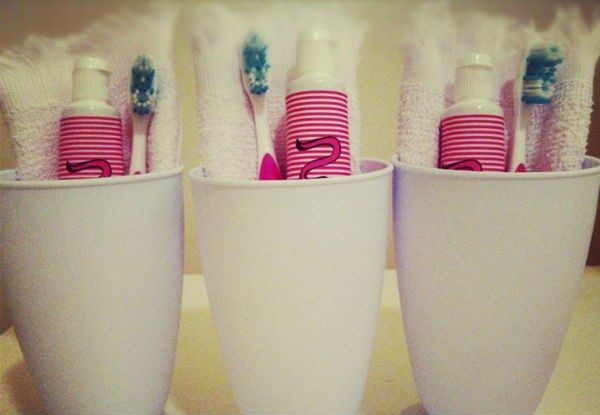 pajama party favors