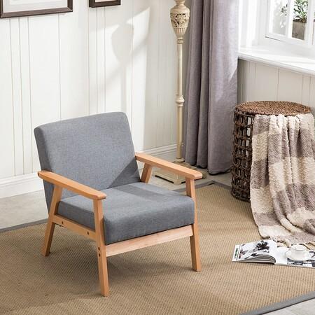 Nordic design armchair