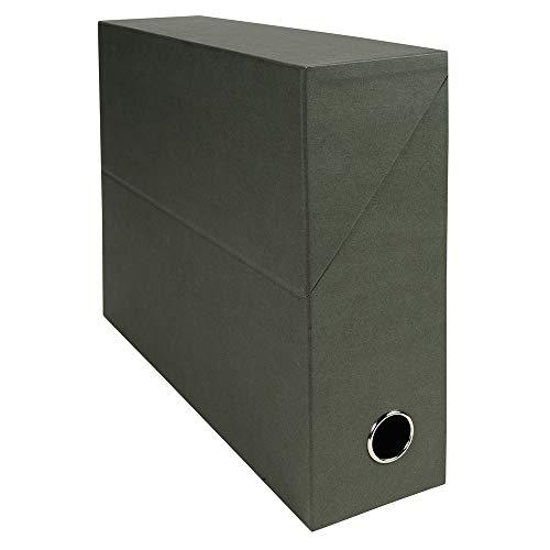 Exacompta 83133e transfer enclosure Paper 9 cm dark green