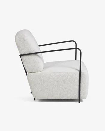 White borrego Gamer armchair