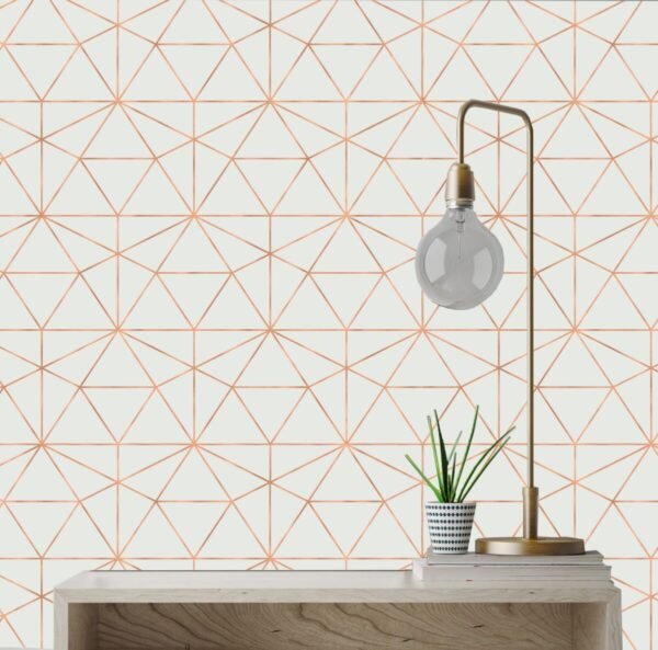 White wallpaper: when it's perfect for the home