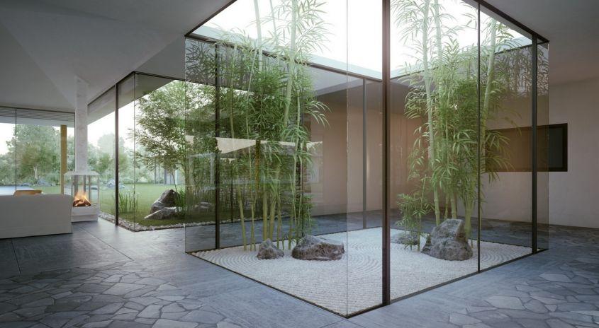 Indoor Zen gardens
