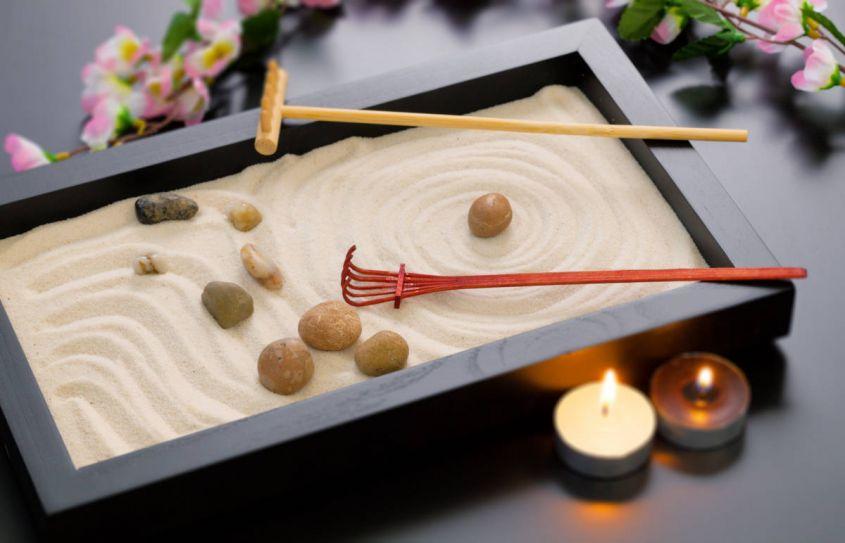 table zen garden