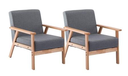 Clone of Ikea armchairs