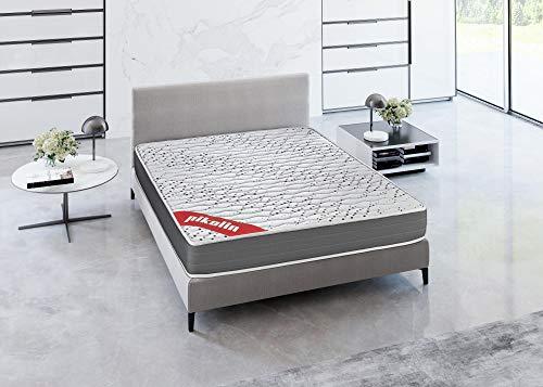 PIKOLIN Memory foam mattress HR 135x190 Medium firmness, Reversible, Height 22cm - Sigeo Mattresses