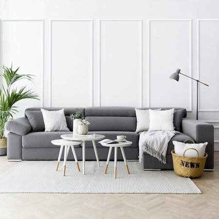 Dolmen Sofa With Arcon