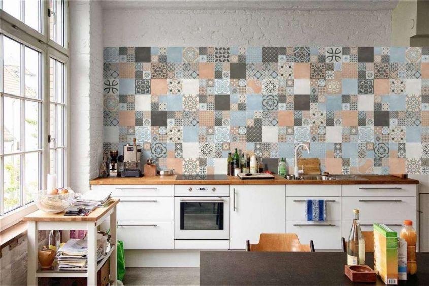 2018 kitchen floor trend
