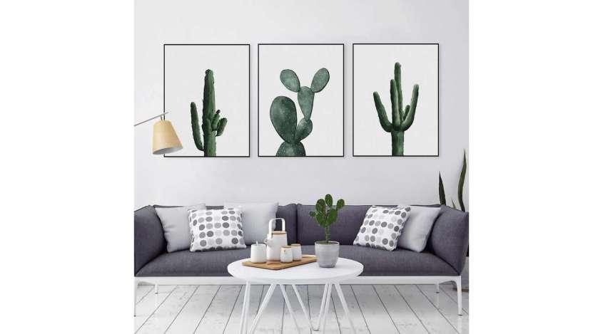 5 decor trends 2017 2018 cactus