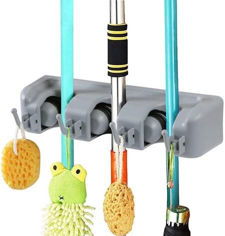 Broom organizer