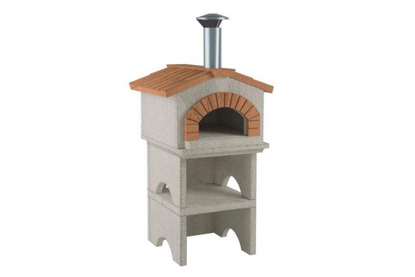 outdoor wood oven leroy merlin
