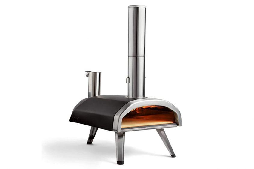 ooni outdoor wood oven amazon