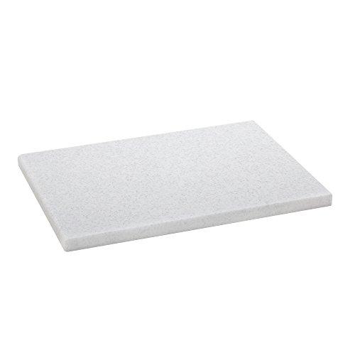 Metaltex - Kitchen board, Polyethylene, Marble, 29 x 20 x 1.5 cm