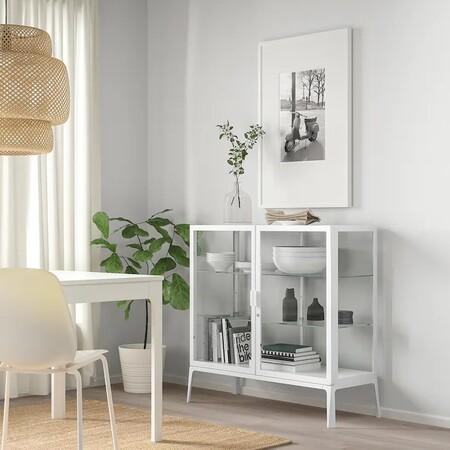 Milsbo White Cabinet 0914356 P