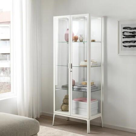 Milsbo White Cabinet 0851580 P