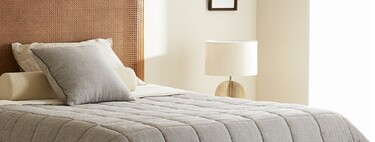 18 basic sheets from Zara Home, bedding sets, covers, duvets, quilts and bedspreads that never go out of style