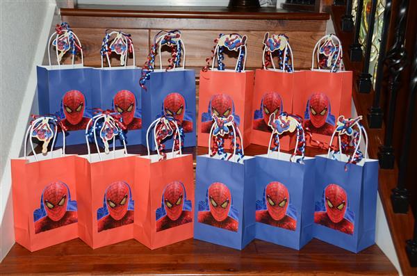 Spiderman's Souvenir