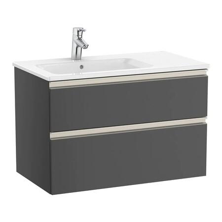 gray sink